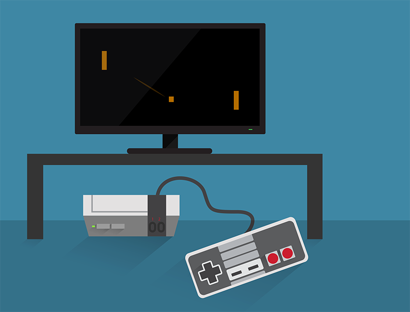video game graphic