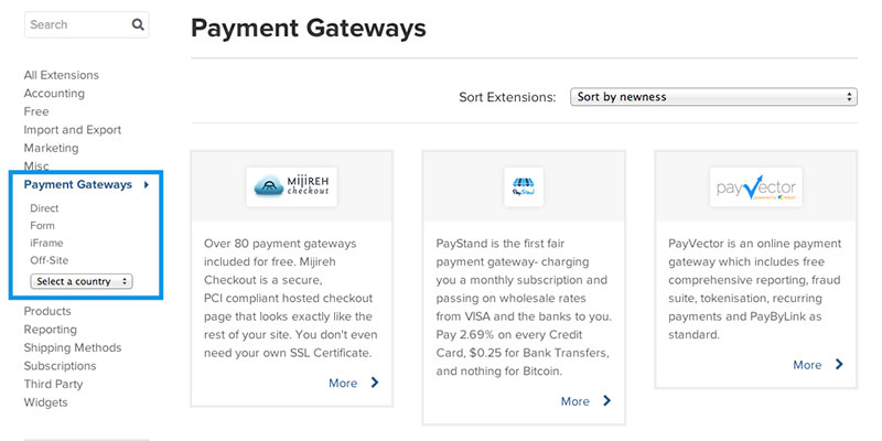 woocommerce-payment-gateways